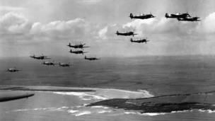 El gasoducto secreto cumplió su misión durante la Segunda Guerra Mundial.