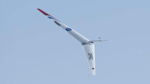 El Ho 229 también inspiró un diseño de la NASA de este artefacto que podría explorar Marte.