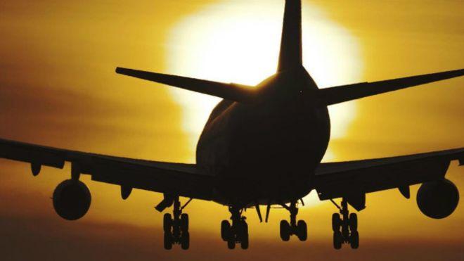 La red de gasoductos sigue en uso, pero surte a la aviación comercial.