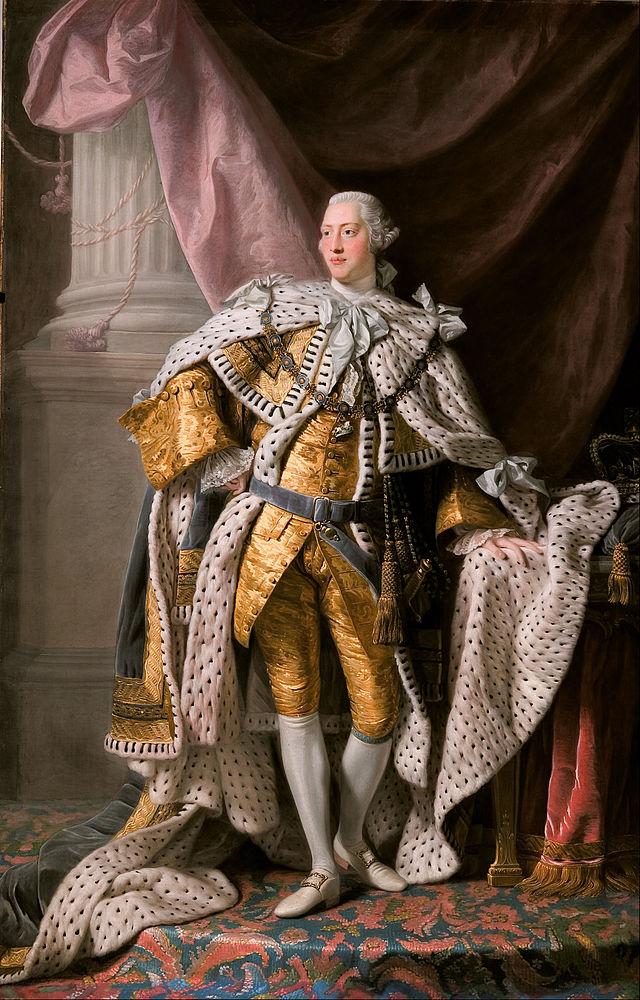 Jorge III de Inglaterra y Hannover
