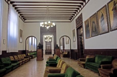 El Ateneo de Madrid.