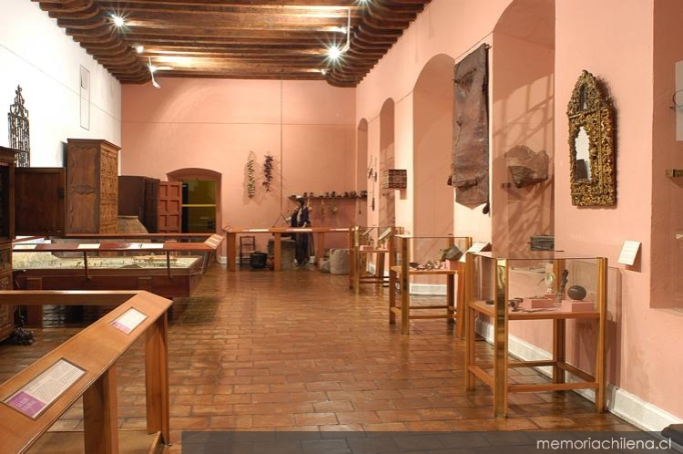 Sala de exposiciones y Museo de la Biblioteca Nacional