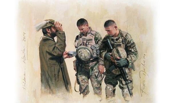 De los Tercios a Afganistán
