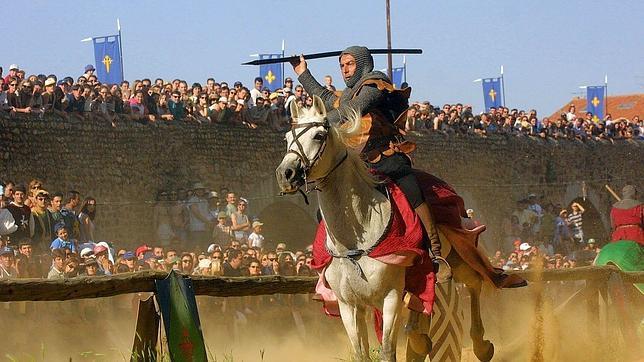 Las Justas medievales del Passo honroso en Hospital de Órbigo están declaradas de Interés Turístico Regional