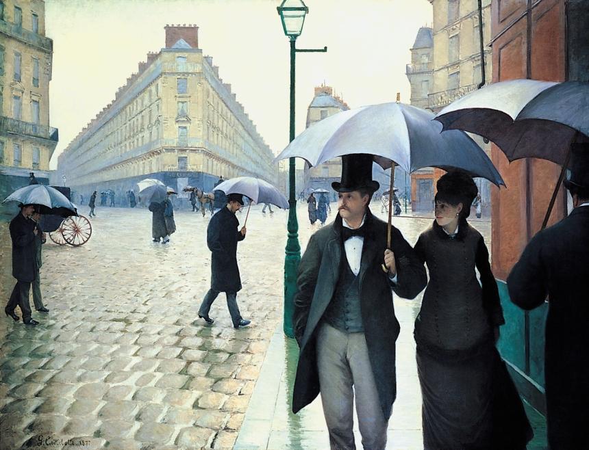 caillebotte-paris-rainy